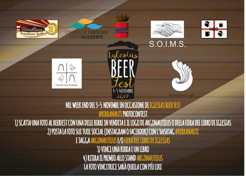 Photocontest #BirraNauti all'Iglesias BeerFest